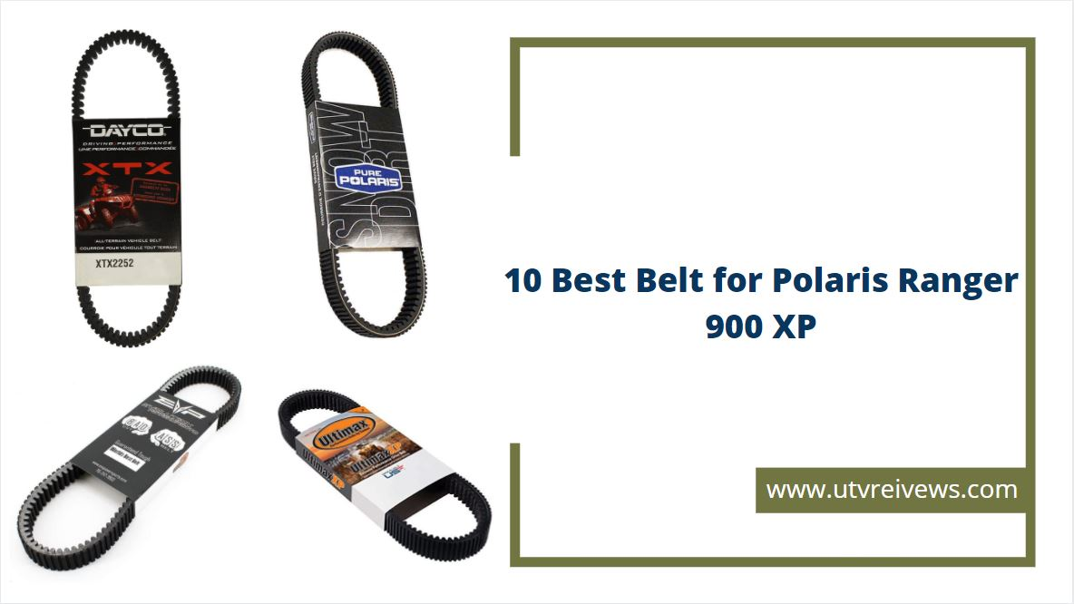 best belt for polaris ranger