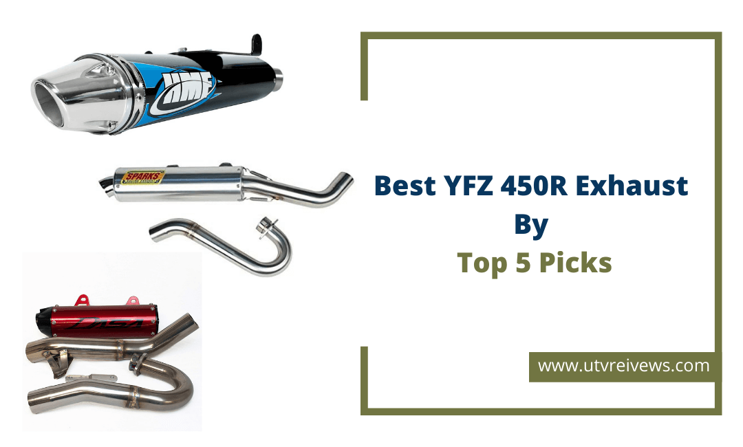 best exhaust for yfz450r