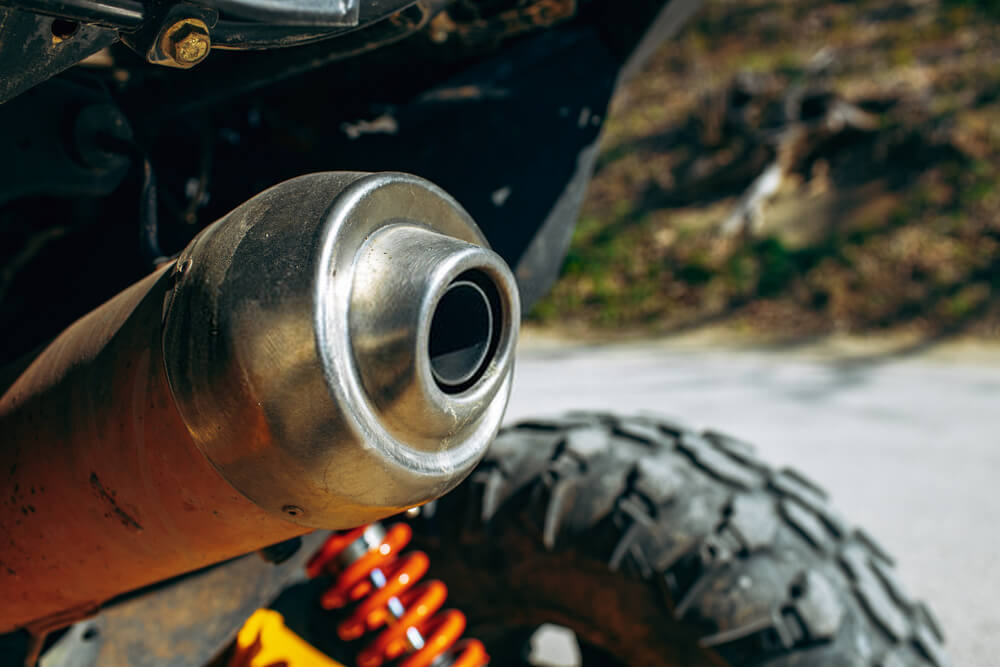 exhaust for yfz450r